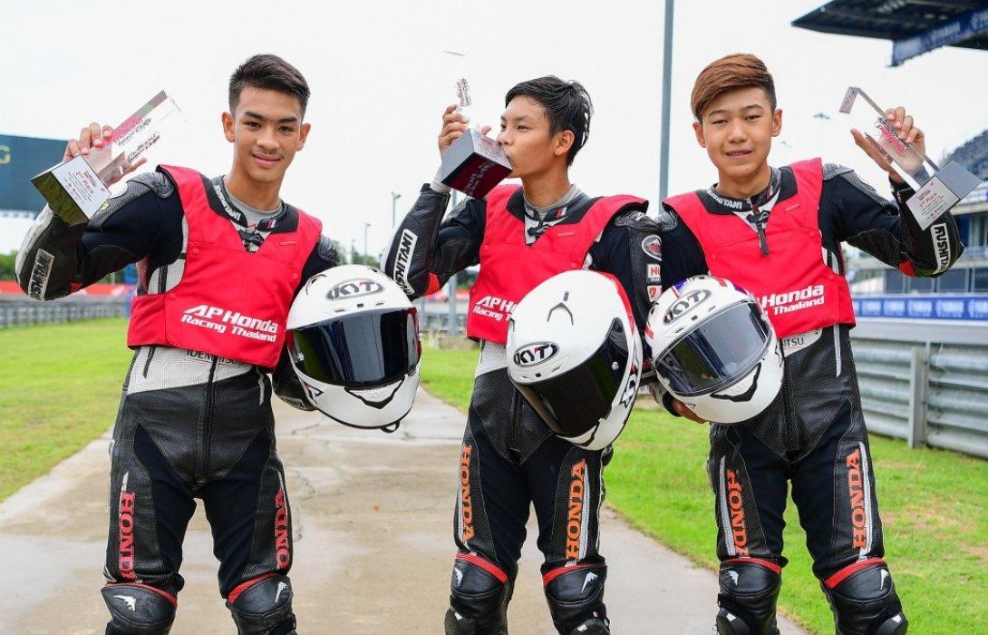 """""""ธนกร หลักหาญ"""" ประเดิมแชมป์ไทยแลนด์ ทาเลนต์ คัพ 2020"""