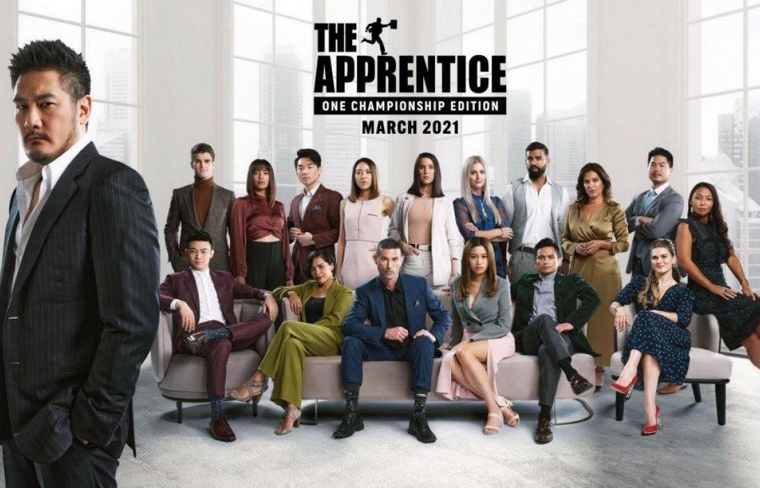 เตรียมพบกับเรียลลิตี้สุดยอดตำนาน !! The Apprentice: ONE Championship Edition