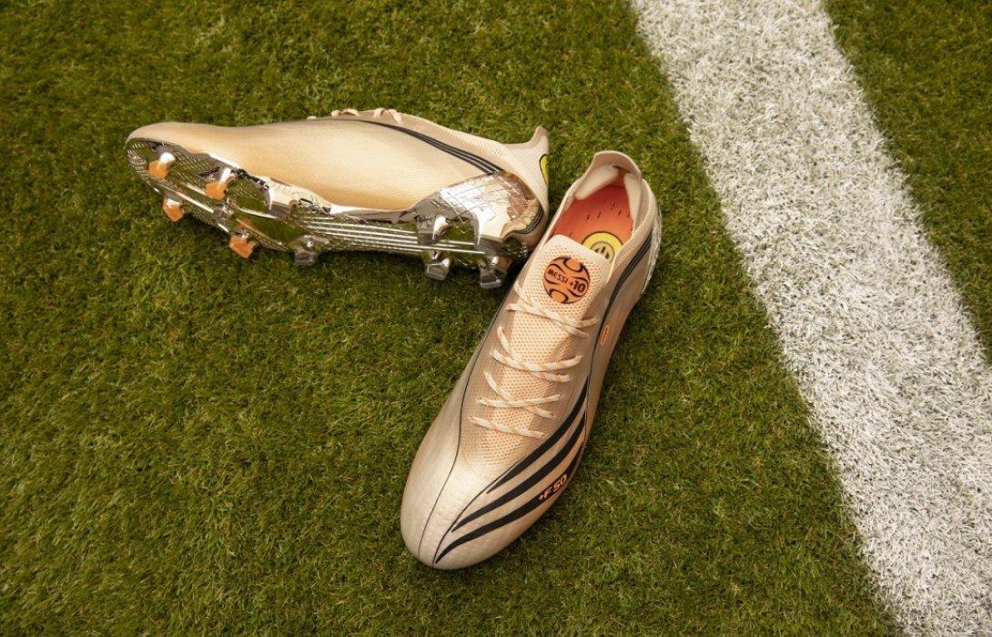 """อาดิดาส เผยโฉม """"EL RETORNO"""" รองเท้าฟุตบอลคู่ใหม่ของลิโอเนล เมสซี"""