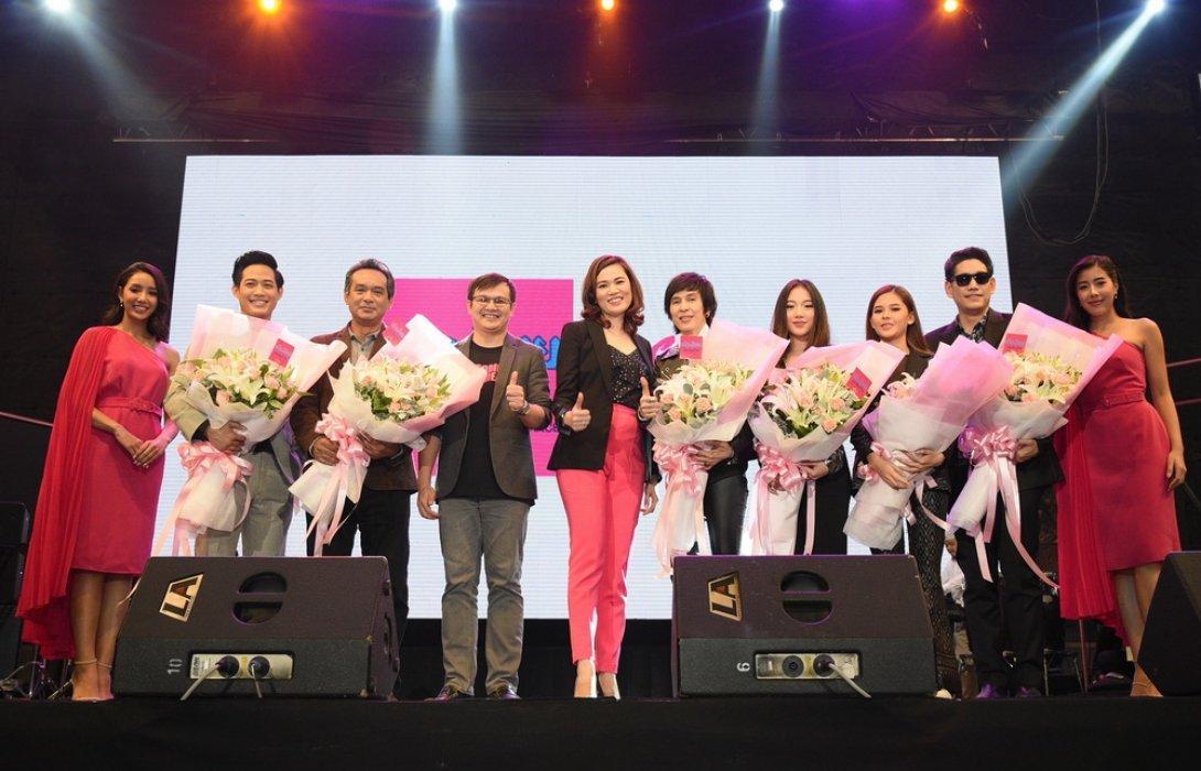 เมืองไทย Smile Club ฉลองครบรอบปีที่ 14 จัดคอนเสิร์ตใหญ่ เพื่อเป็นของขวัญแทนคำขอบคุณแก่สมาชิกฯ