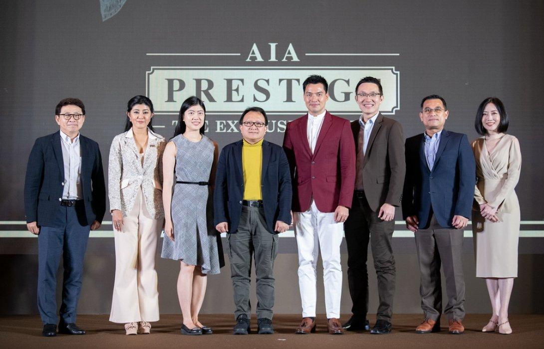 เอไอเอ ประเทศไทย ร่วมกับ ธนาคารซิตี้แบงก์ จัดกิจกรรม AIA Prestige the Exclusive Talk เสวนาพิเศษ ลงทุนมั่งคั่ง วางแผนมรดกมั่นคง แก่ลูกค้าคนสำคัญกว่า 200 ท่าน