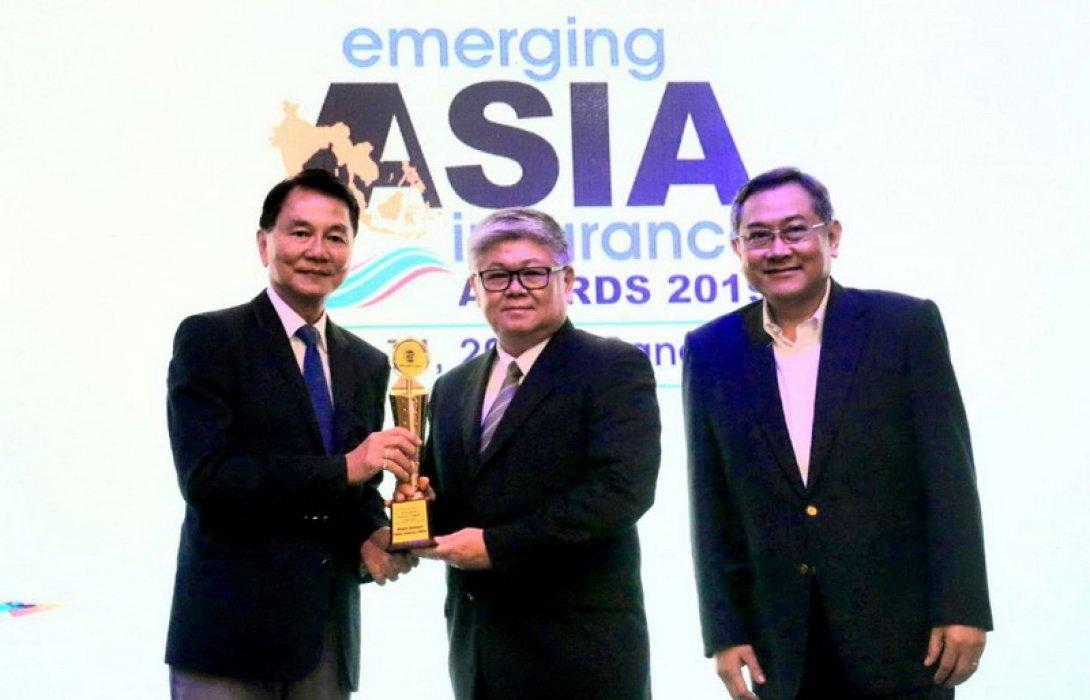 ทิพยประกันภัย รับรางวัล Best General Insurance Company of The Year และ รางวัล Best Innovation and Diversification