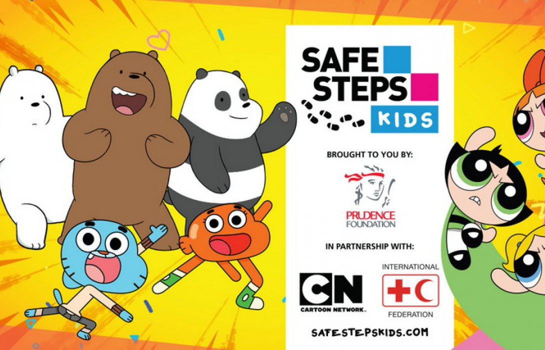 เปิดตัวโครงการ SAFE STEPS KIDS สำหรับเด็กและเยาวชนในเอเชีย เพื่อเสริมสร้างความรู้เกี่ยวกับการช่วยชีวิตเมื่อเกิดเหตุคับขัน