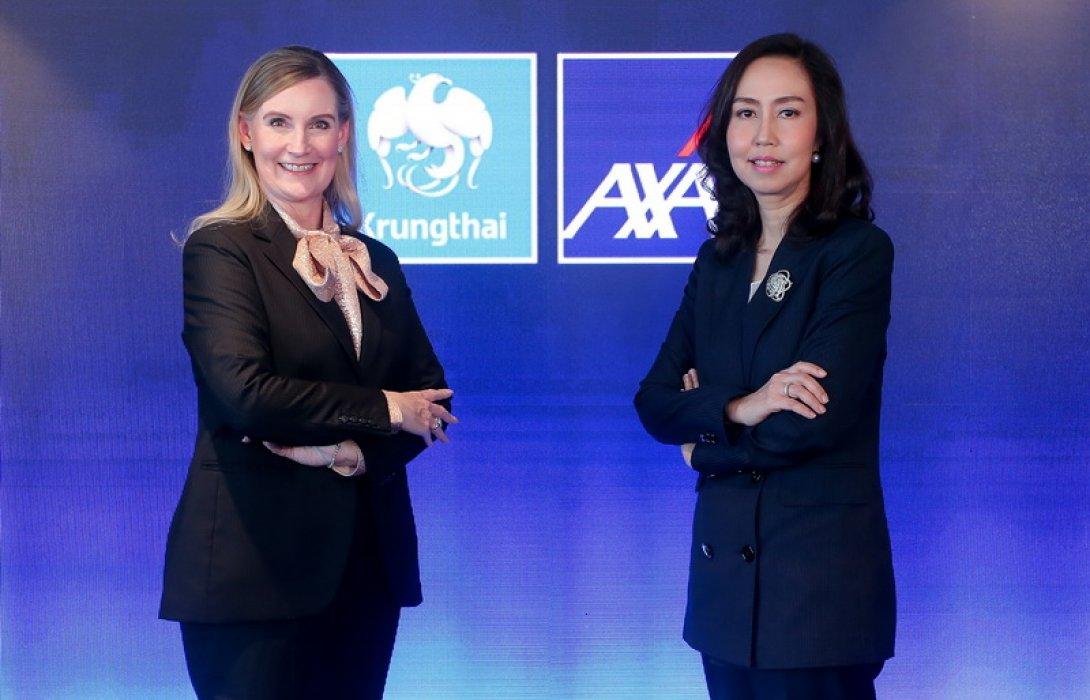 กรุงไทย - แอกซ่า ประกันชีวิต คว้ารางวัล The Best Use of Technology สู่ผู้นำประกันชีวิตด้านเทคโนโลยีระดับนานาชาติ