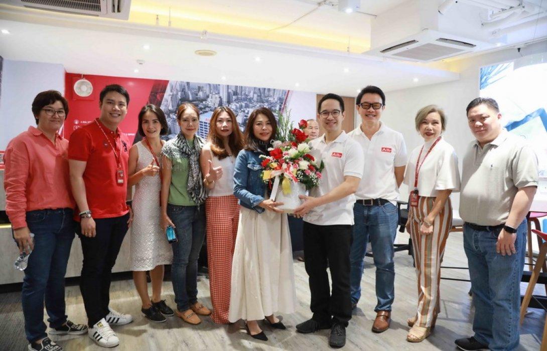 เอไอเอ ประเทศไทย เปิดศูนย์ Agency Distribution Platforms (ADP) Digital Office สนับสนุนการใช้เทคโนโลยีเพื่อการเติบโตของตัวแทนประกันชีวิตอย่างยั่งยืน