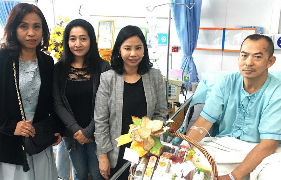 พรูเด็นเชียล ประเทศไทย มอบสินไหมมรณกรรม แก่ครอบครัวผู้เสียชีวิต พร้อมเข้าเยี่ยมผู้ประสบเหตุกราดยิง ณ จังหวัดนครราชสีมา