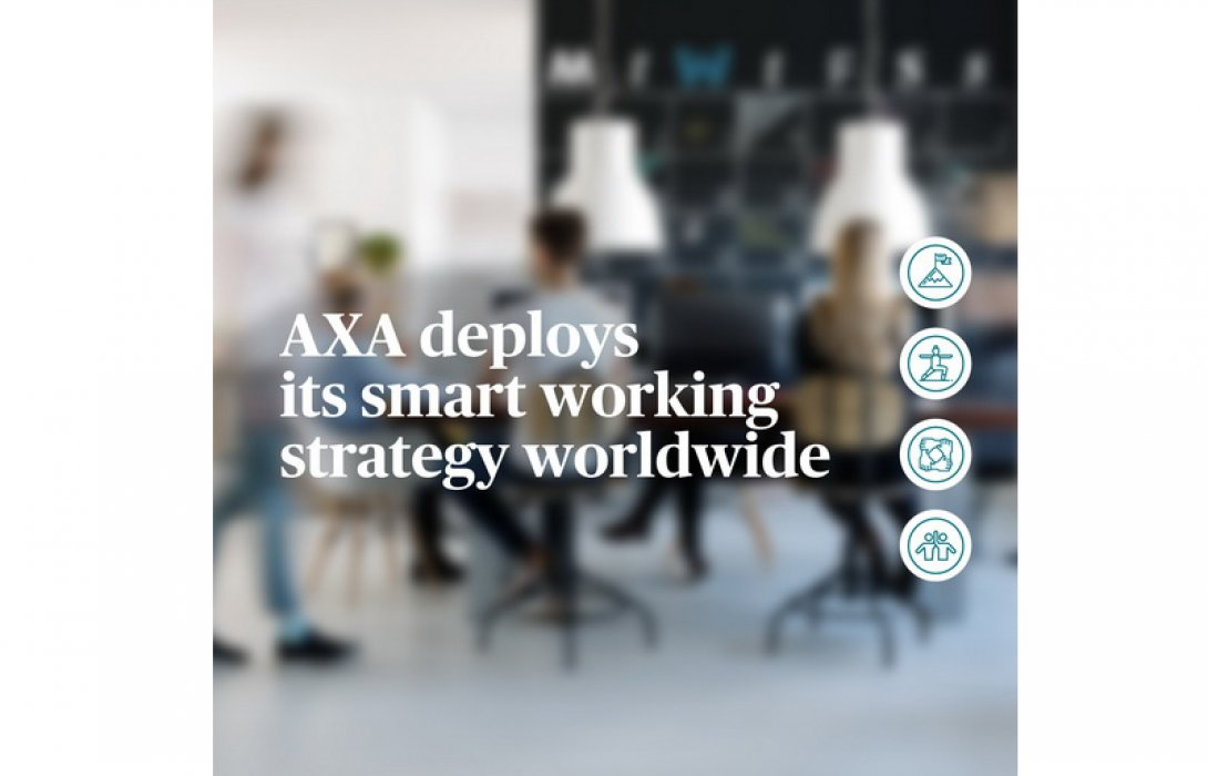 กรุงไทย-แอกซ่า ประกันชีวิต ต้นแบบบริษัท Smart Working แห่งแรก สอดรับการเป็นองค์กรที่น่าทำงานมากที่สุด