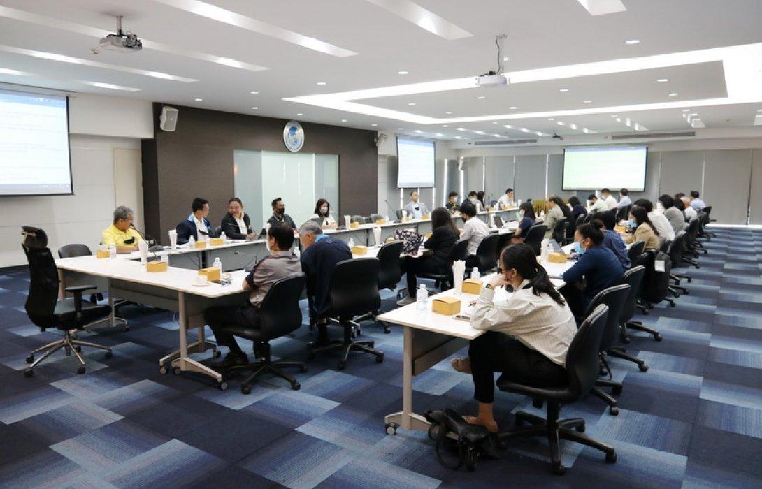 สมาคมประกันชีวิตไทยจัดประชุมระดมความคิดเห็นต่อร่างกฎหมายลำดับรองกลุ่มที่ 1 รองรับพรบ.คุ้มครองข้อมูลส่วนบุคคล พ.ศ. 2562