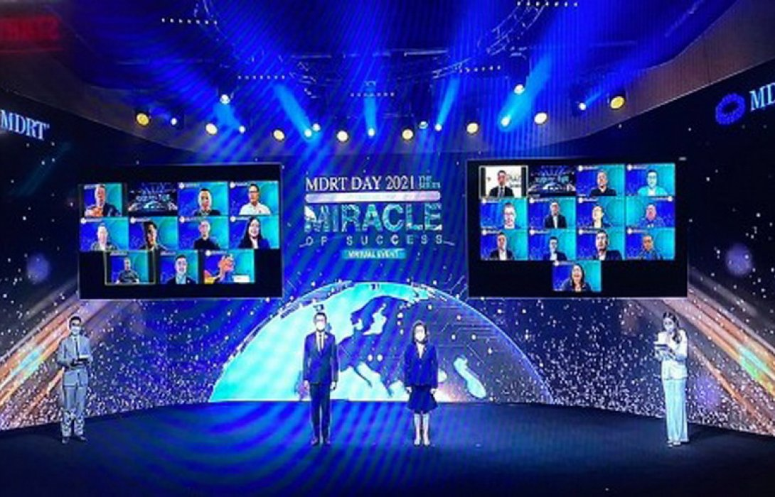 """THAILAND MDRT DAY 2021 THE SERIES """"MIRACLE OF SUCCESS"""""""