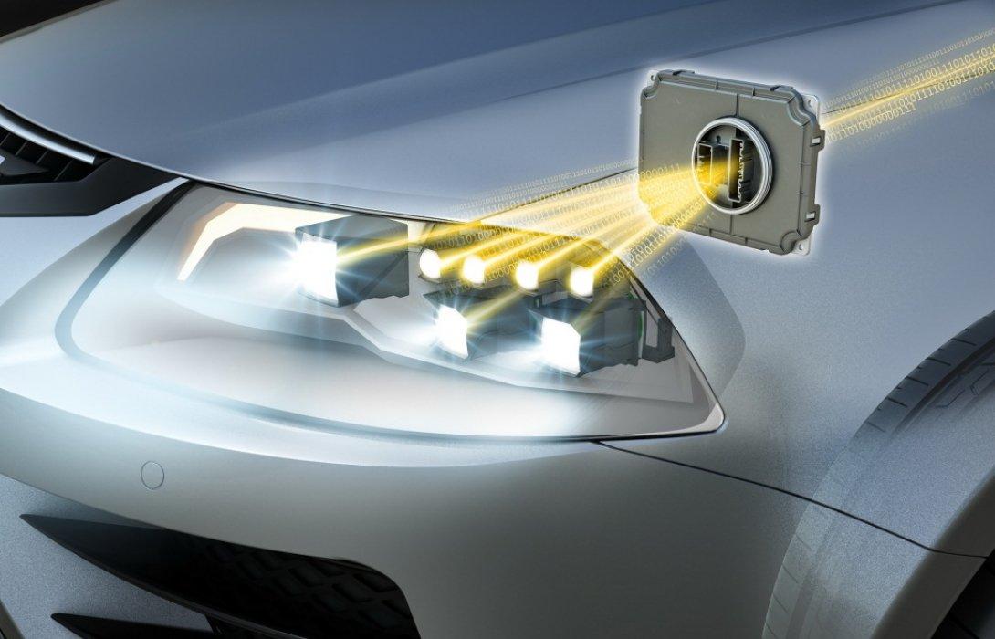 คอนติเนนทอลจับมือออสแรมรุกตลาดพัฒนาไฟยานยนต์อัจฉริยะ