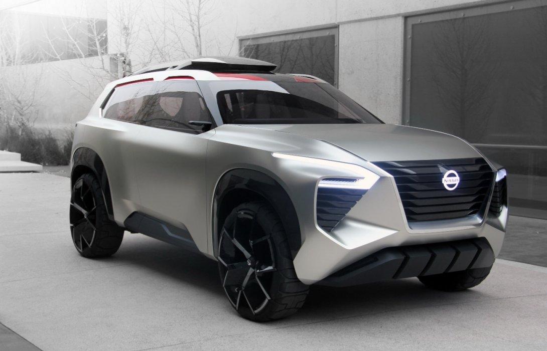นิสสันเผยโฉมรถยนต์ต้นแบบครอสโมชันในงาน 2018 North American International Auto Show