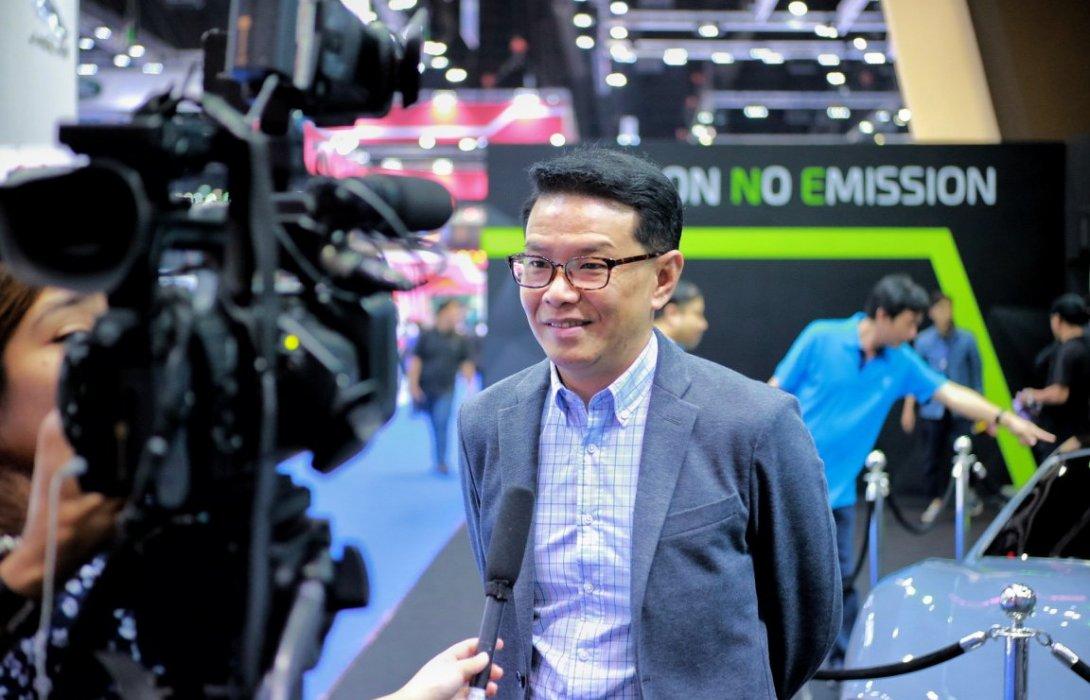 EA Anywhere พร้อมรับกระแสรถยนต์ไฟฟ้าเร่งขยายสถานีบริการทั่วประเทศ