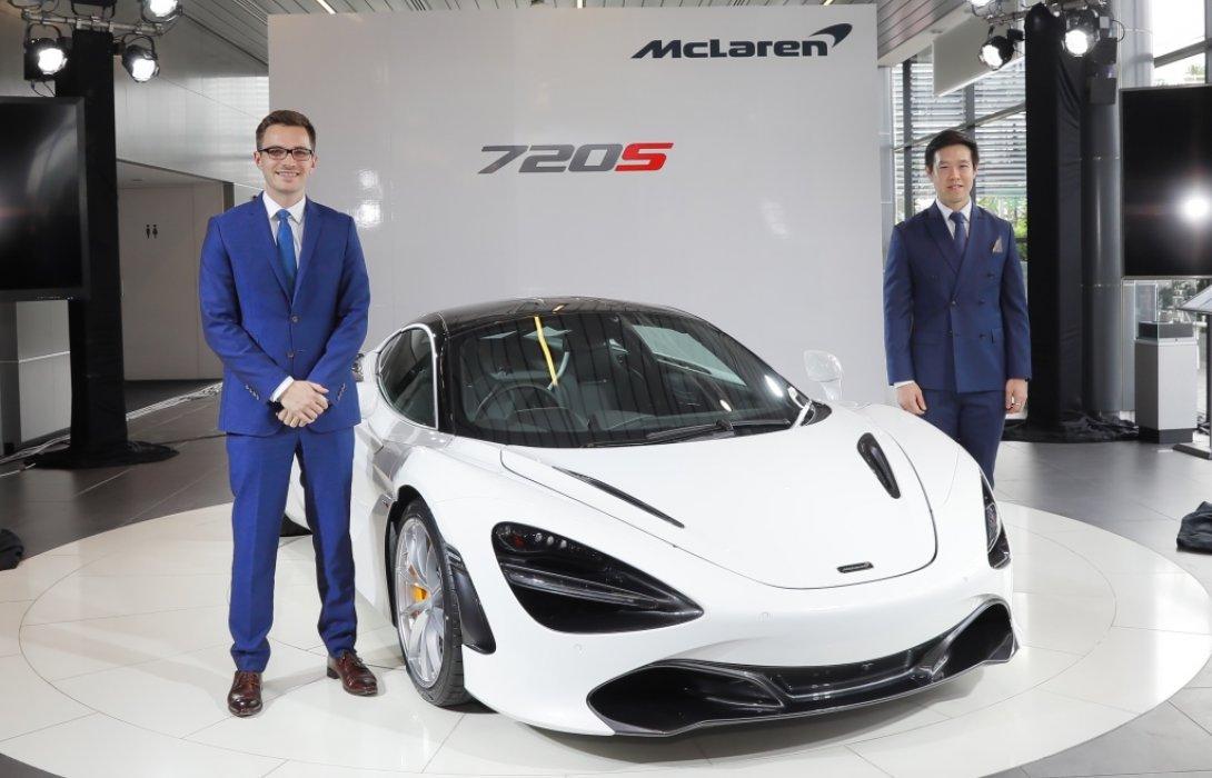 """แมคลาเรน เปิดตัว""""McLaren 720S""""นำเสนอสุดยอดยานยนต์ยกระดับทุกขีดจำกัดคันแรกในเมืองไทย"""