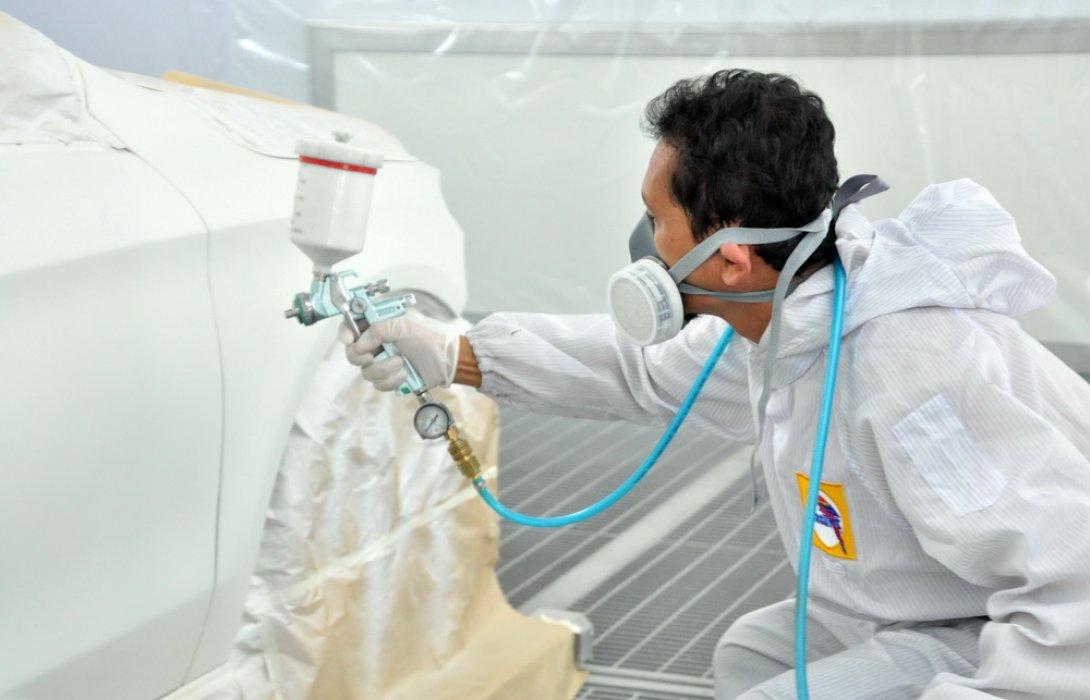 เบนซ์ ทีทีซี ทุ่ม 130 ล้านเปิด ศูนย์ซ่อมสีและตัวถังรถยนต์อุบลฯ