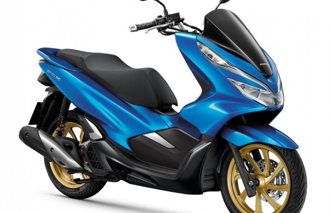 เอ.พี.ฮอนด้า ครองแชมป์รถจักรยานยนต์ไทย30ปีติดต่อกันประเดิมเปิดตัวรถใหม่4รุ่นรับปีหมูทอง
