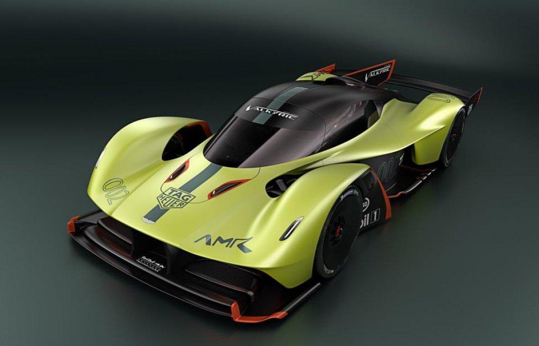 Aston Martin ปลุกกระแสเรียกความคึกคักในมอเตอร์โชว์ 2019 จัดแสดง 'VALKYRIE AMR Pro'