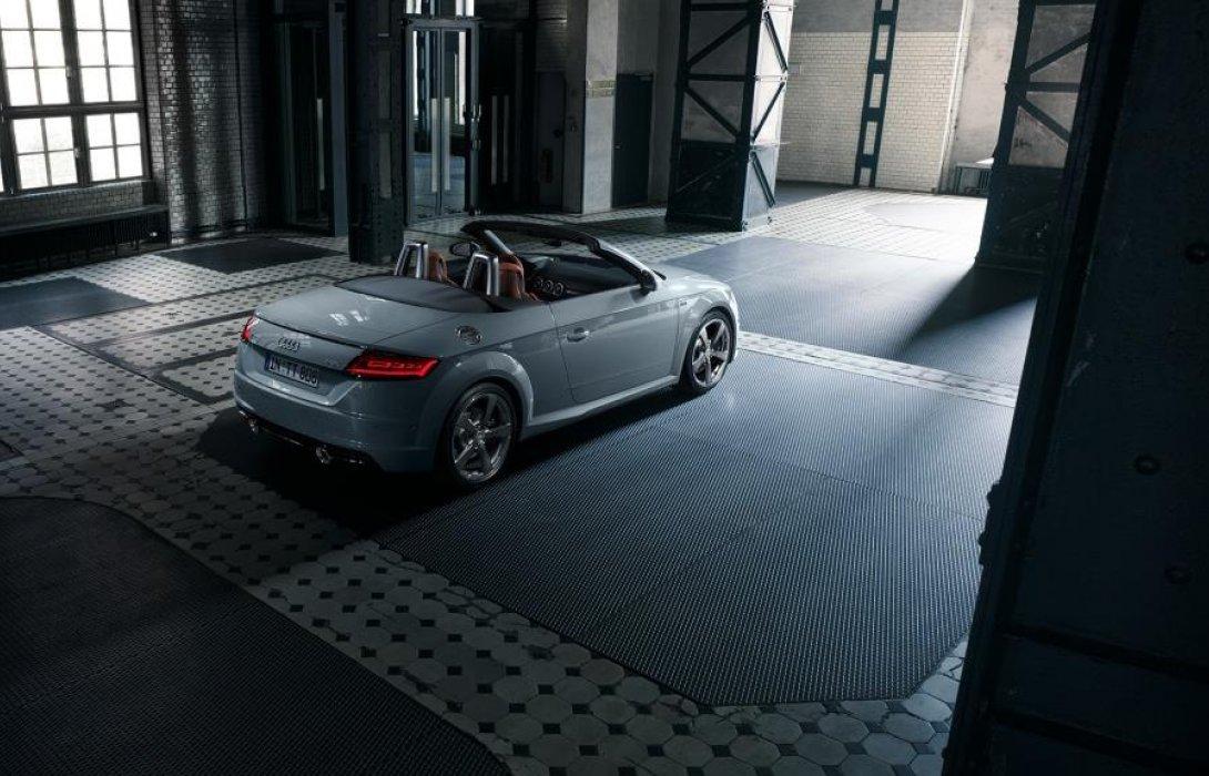 หมดทันควัน! Audi TT 20 ปี ลิมิเต็ดอิดิชั่น แรงเกินคาด! บุกออนไลน์ ถูกจองเรียบทันที