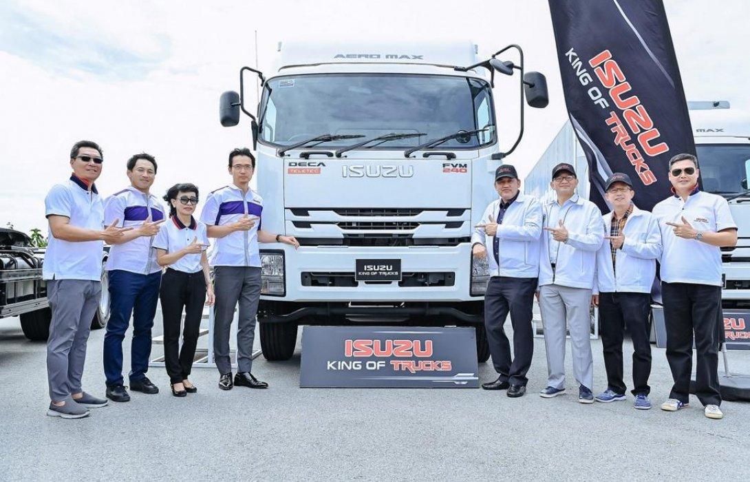 """อีซูซุเฟ้นหาแชมป์อีซูซุประเทศไทยในการแข่งขัน""""อีซูซุยอดนักขับมือทอง 2562""""รอบชิงชนะเลิศ"""