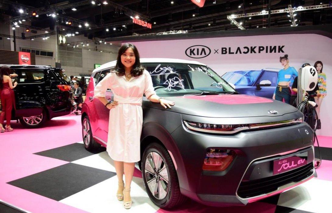 """เกีย เปิดตัว""""All New Soul EV""""รถยนต์พลังงานไฟฟ้า100% ครั้งแรกในเอเชีย"""