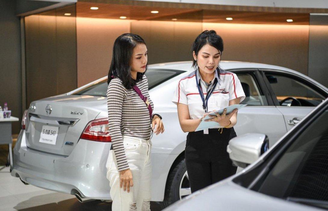 นิสสันคว้าอันดับหนึ่งด้านความพึงพอใจในการบริการหลังการขายในประเทศไทย