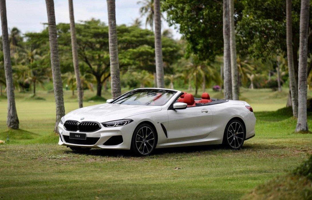 บีเอ็มดับเบิลยู นำทัพยนตรกรรมพรีเมียมสู่งาน BMW Xpo 2019 พร้อมเผยโฉมซีรี่ส์ 8 Convertible