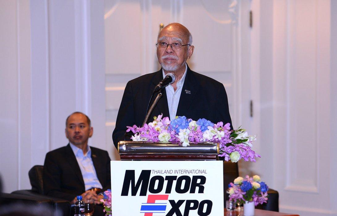 MOTOR EXPO 2019รวมรถยนต์33ยี่ห้อ จักรยานยนต์26ยี่ห้อ