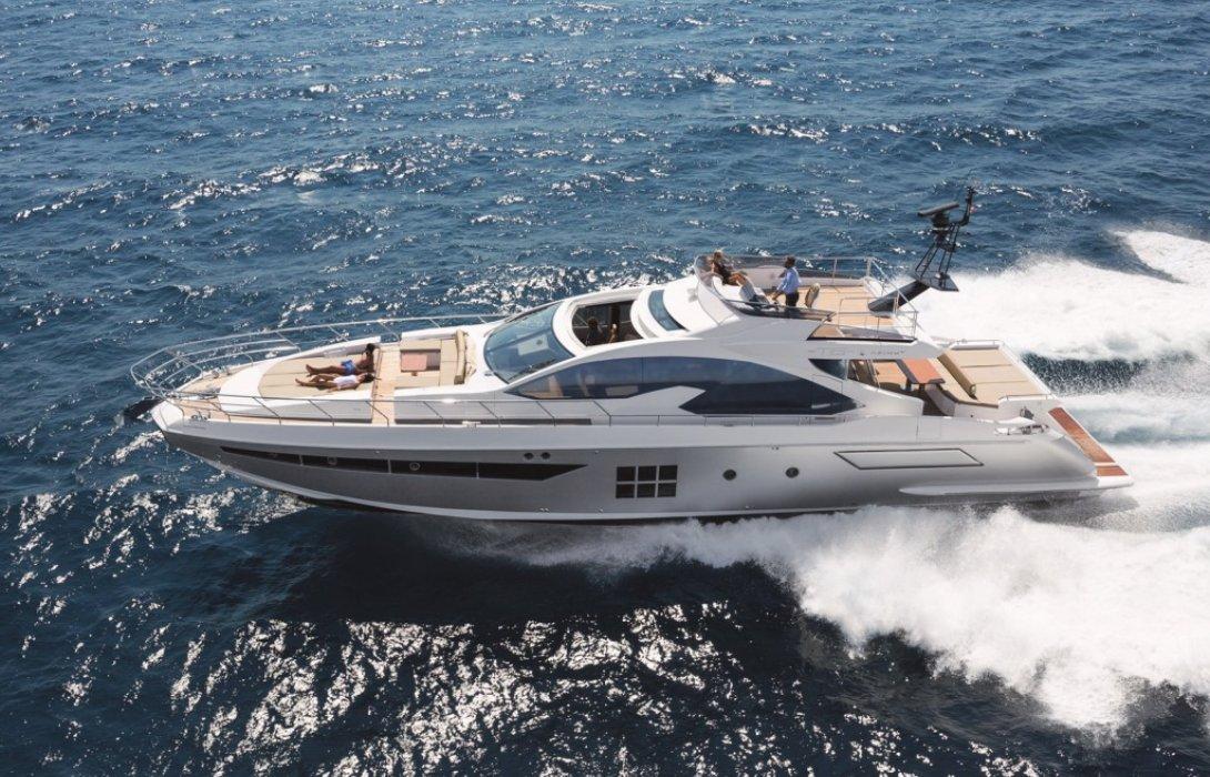อะซิมุท ยอชท์ ส่งเรือรุ่นใหม่ยั่วใจเศรษฐี '77 S' ในงาน มอเตอร์โชว์ 2020