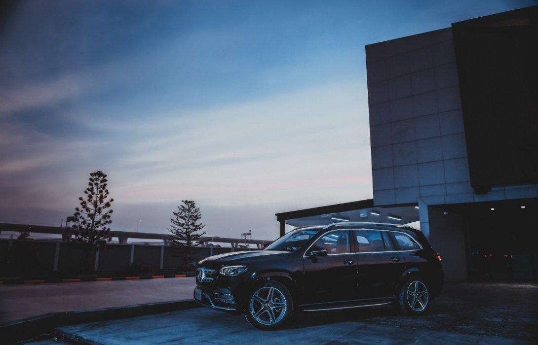 """ประกอบไทย""""Mercedes-Benz GLS 350 d 4MATIC AMG Premium""""ใหม่ ผสานความแข็งแกร่งเข้ากับความหรูหรา"""