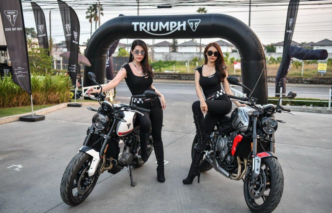 """เปิดบททดสอบครั้งแรก""""ไทรเดนท์ 660"""" ในไทย ที่สุดของโรดสเตอร์แห่งปีจาก""""ไทรอัมพ์ มอเตอร์ไซเคิลส์"""""""