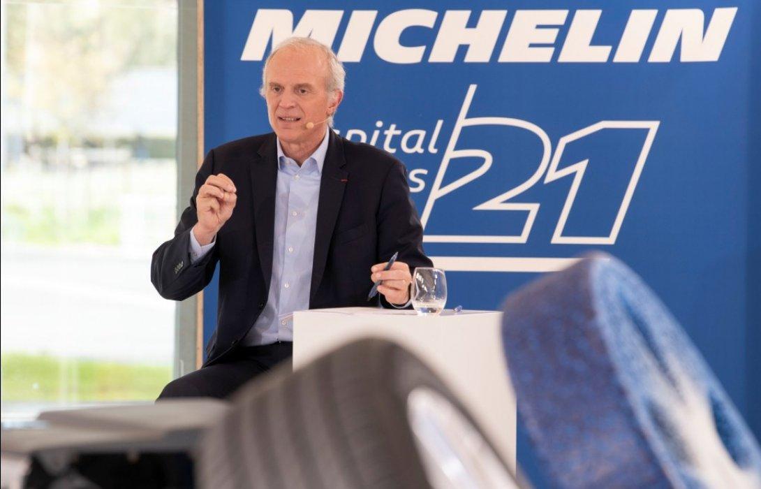 """'มิชลิน' ชูกลยุทธ์ """"ความยั่งยืนทุกด้าน"""" รุกก้าวสู่ปี 2573  ภายใต้แนวคิด MICHELIN IN MOTION"""