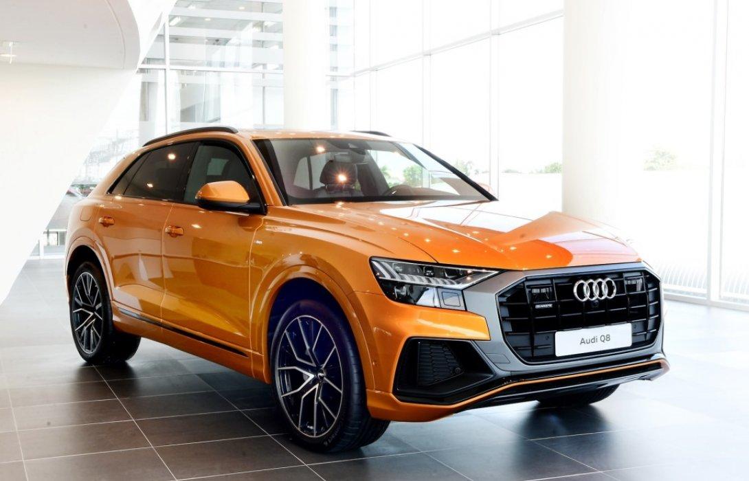 """อาวดี้ เปิดบริการใหม่ """"Audi Chat & Shop"""" เลือกซื้อรถผ่าน VDO Call พร้อมบริการ Audi at Home"""