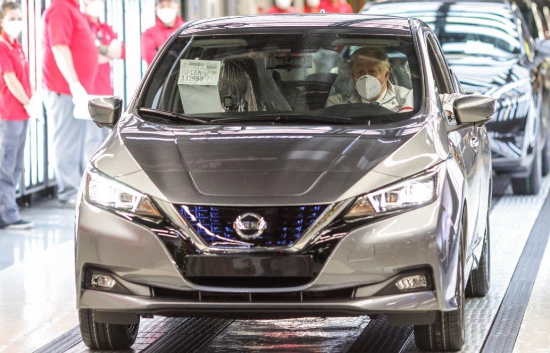 นิสสัน ทุ่มกว่า1พันล้านปอนด์เปิดโครงการ EV36Zero ฐานการผลิตรถยนต์ไฟฟ้า