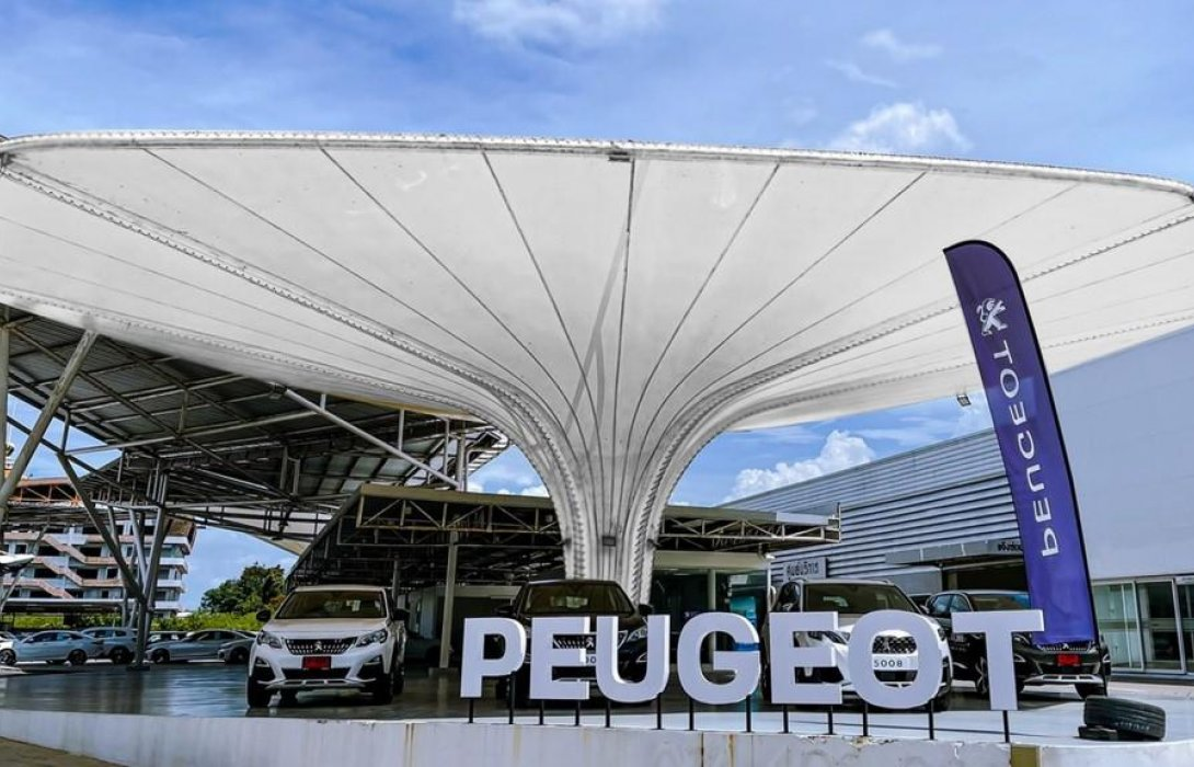 เปอโยต์ ประเทศไทย สยายปีก ขยายเครือข่าย 3 สาขา รองรับการเติบโตทางธุรกิจ