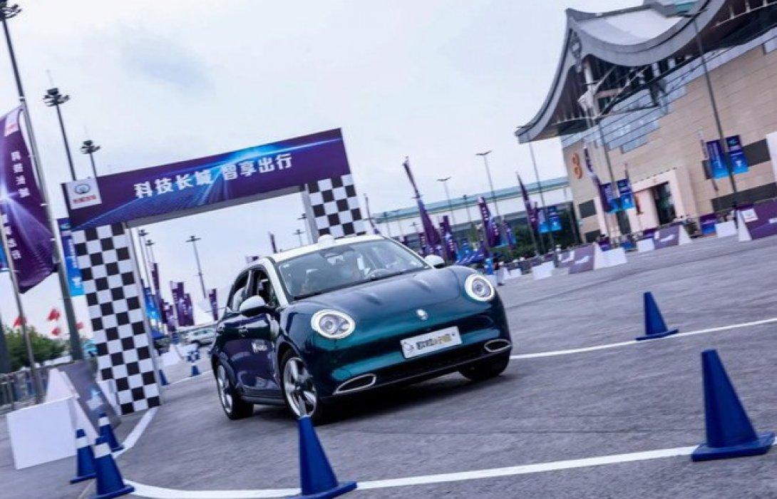 GWM จัดแสดงนวัตกรรมเทคโนโลยีในมหกรรม China International Digital Economy Expo