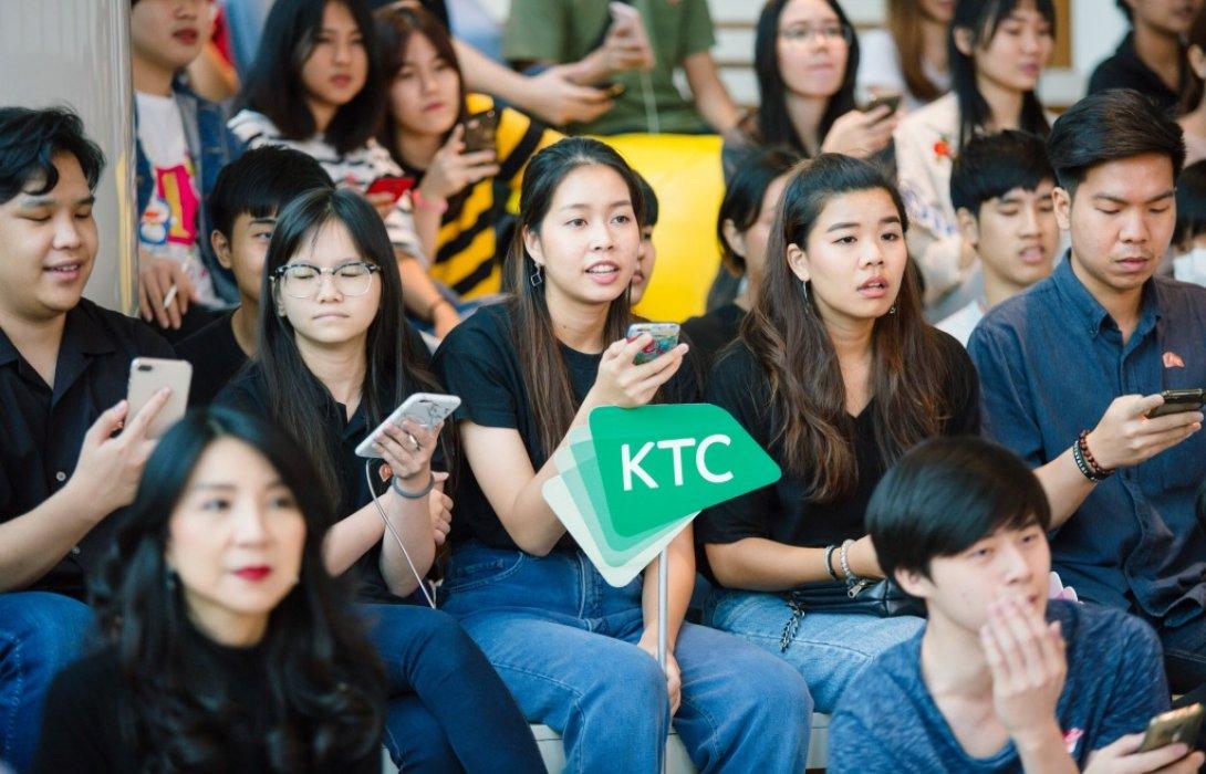 """เคทีซีจัดกิจกรรม""""Digital #Me""""ครั้งที่1ตอนรู้เท่าทันเทคโนโลยีระดับอาเซียน"""