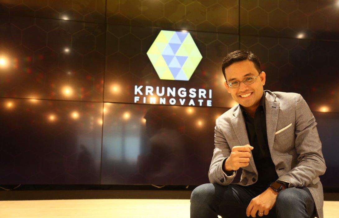กรุงศรี ฟินโนเวต ตั้งเป้าเป็น'The Best Banking Corporate Venture Capital'ในอาเซียน