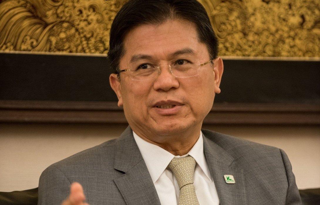 กสิกรไทยแจ้งผลประกอบการไตรมาส 1 ปี62กำไร 10,044ล้านบาท