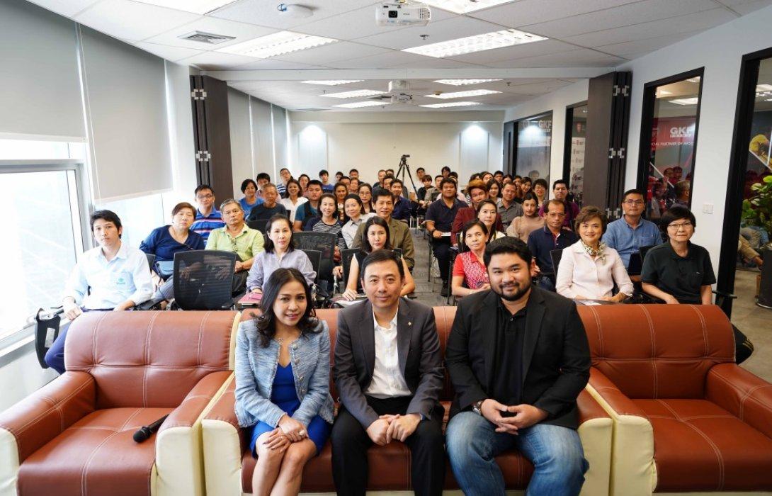 โกลบอล แคปปิตอล กรุ๊ป ให้ความรู้นักลงทุนไทยรับมือ AI ในการลงทุนสู่คลื่นลูกที่สาม