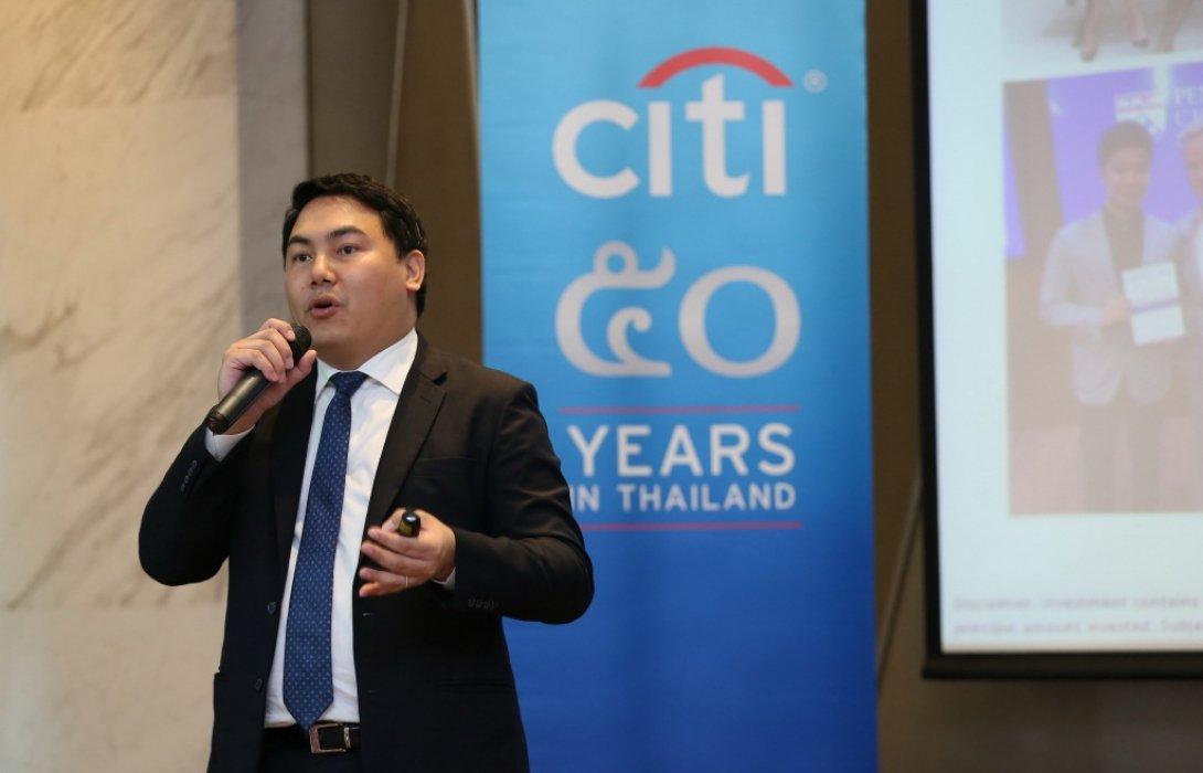 ซิตี้แบงก์ จับมือ แฟรงคลิน เทมเพิลตันเปิดตัว6กองทุนต่างประเทศในประเทศไทย