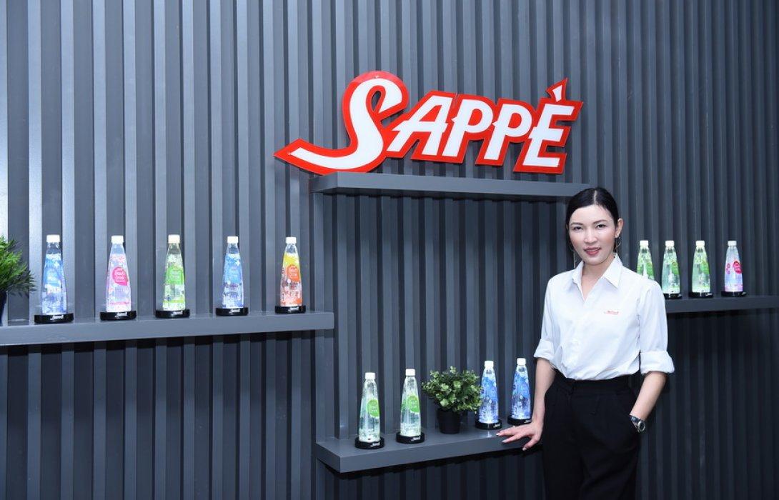 'SAPPE' โชว์ไตรมาสแรกผลงานแกร่งทำกำไรสุทธิ 117 ล้านบาท เติบโต 140%