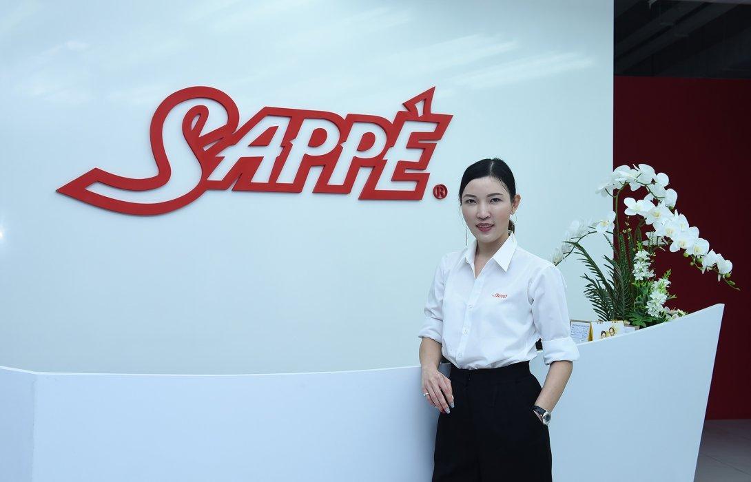 'SAPPE'สุดแกร่ง โชว์ผลการดำเนินงานครึ่งปีแรกทำ รายได้พุ่ง15%  มั่นใจทั้งปีเติบโตตามแผน10-15%