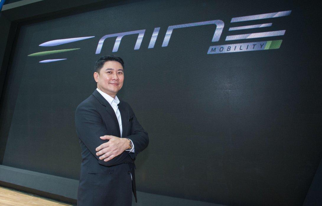 EA  ฉลองปีใหม่ไทยกดสวิตซ์  COD โรงไฟฟ้าหนุมาน 10
