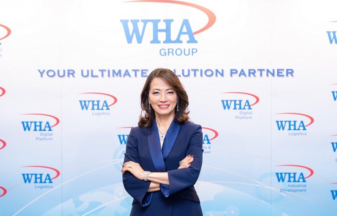WHA Group โชว์กำไรทะลุ 3,200 ล้าน- บอร์ดไฟเขียวปันผล 0.0535 บาท/หุ้น