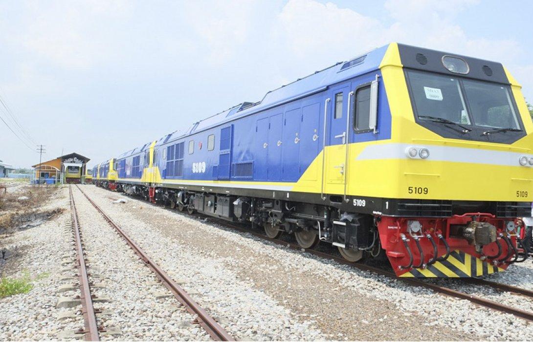 การรถไฟฯ เร่งทางคู่เด่นชัย-เชียงราย เชื่อมโยงการขนส่งเขตเศรษฐกิจพิเศษ