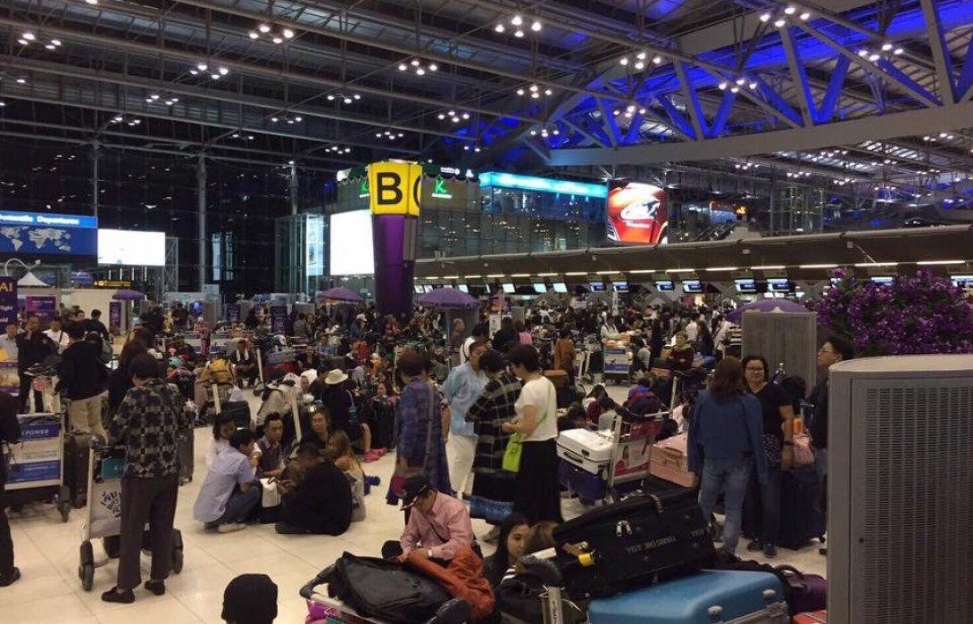ท่าอากาศยานไทยแน่นเอี๊ยด! <br> ทอท.เร่งขยาย 6 สนามบินรองรับ 184 ล้านคน