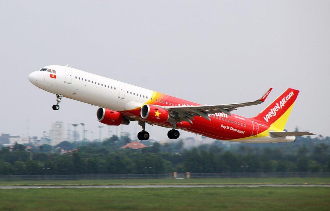 เวียตเจ็ทจัดโปรฯ 0 บาท บินสุดคุ้มทั่วไทย บินไกลถึงญี่ปุ่น กว่า 700,000 ที่นั่ง เปิดจอง 4-6 ก.ค. 2561