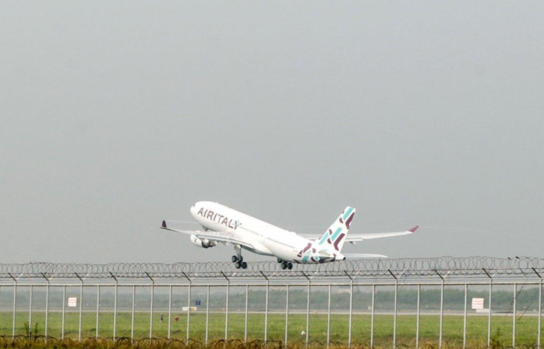 แอร์ อิตาลี เปิดบริการเที่ยวบินกรุงเทพฯ – มิลาน