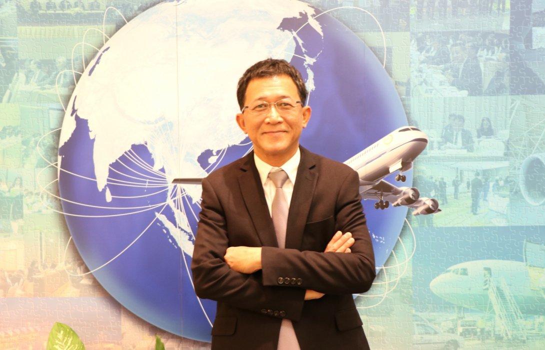คมนาคมวางกรอบพิมพ์เขียวขนส่งทางอากาศ <br> ฝันเป็นศูนย์กลางการบินภูมิภาคเอเชียแปซิฟิก