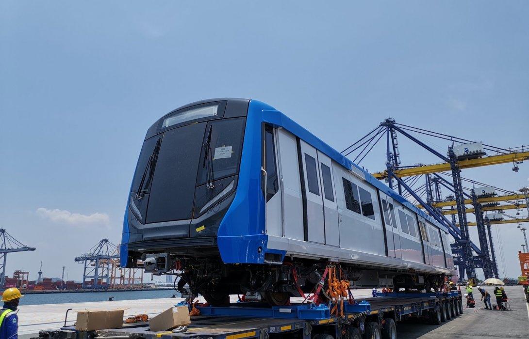 รถไฟฟ้าถึงไทยแล้ว! รฟม.-BEM เตรียมให้บริการสายสีน้ำเงินส่วนต่อขยาย