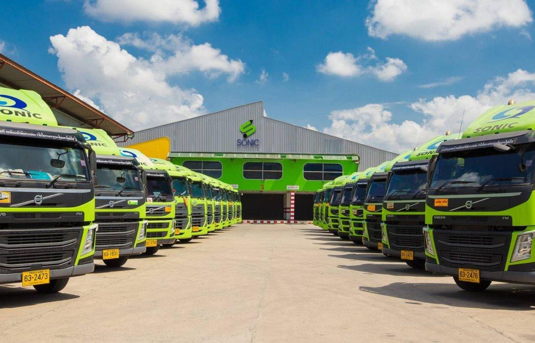 SONIC ทุ่มงบลงทุนมหาศาล! ซื้อที่ดิน-รถหัวลาก-หางลาก ต่อยอดธุรกิจโลจิสติกส์ รับ EEC-AEC